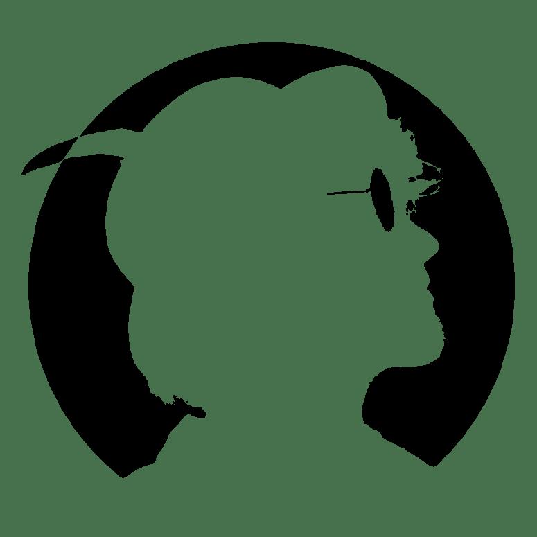face-logo-black-outline